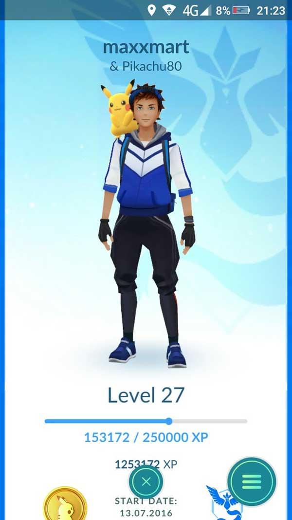 Пасхалки в Pokemon Go: начинаем составлять список - #pokemongo