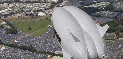 Британский Airlander 10 — самолет-дирижабль вывели из ангара [видео]