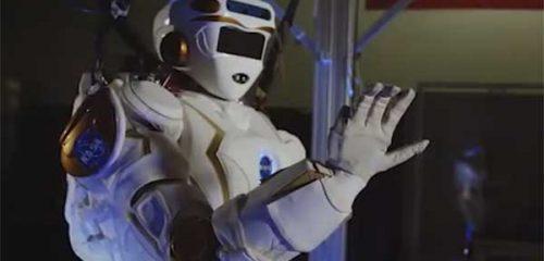 NASA обещает миллион долларов создателям робота-андроида  для Марса [видео]