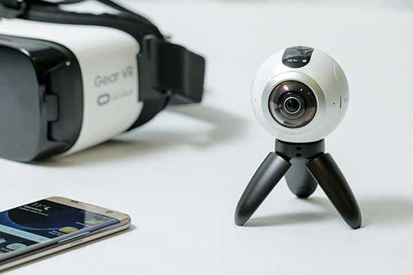 360-градусная камера Gear 360: о некоторых нюансах использования [видео] - #gear360