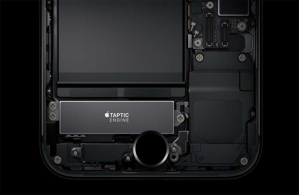 Как в iPhone 7 кнопка Home настраивается: добавляем ощущений
