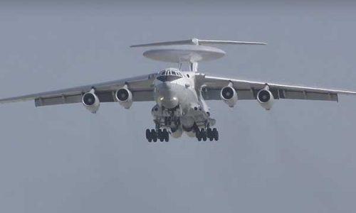 Индия закупает еще два самолета ДРЛО А-50ЭИ [видео]