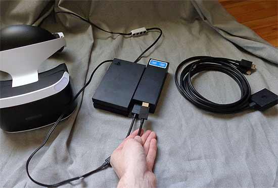 Невиртуальные проблемы PS VR и о том, как их устранять - #psvr