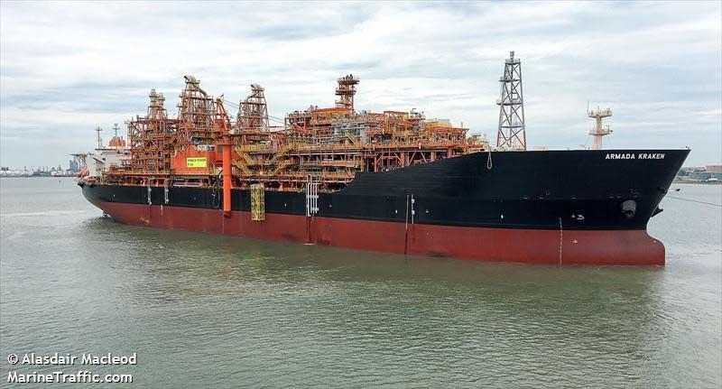 $4.5 млн за проход Суэцкого канала заплатил танкер Armada Kraken - новый рекорд