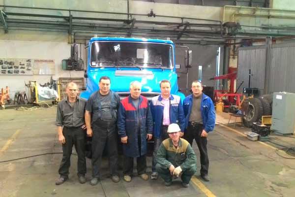 """""""Финальный"""": на ЗИЛ-е собран последний грузовик?"""
