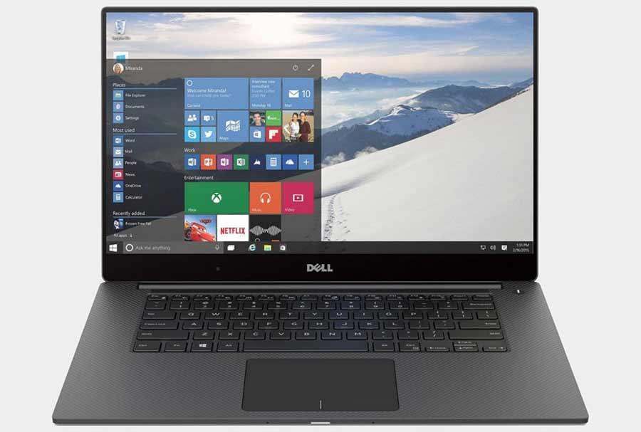Dell XPS 15 2017 года с 4K, Kaby Lake и GF GTX 1050 - один за всех против #MacBookPro - #Laptop