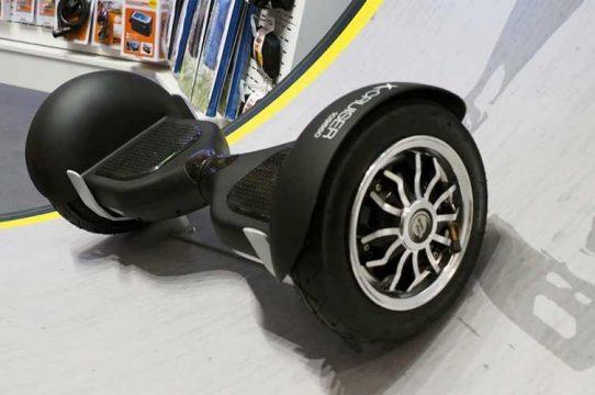 Безопасные батареи для #HoverBoards — Hama X Cruiser