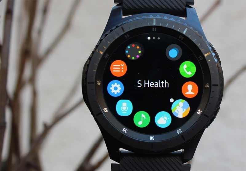 Когда торопиться не надо: как отключить приглашалки S Health в #GearS3 - #shealth