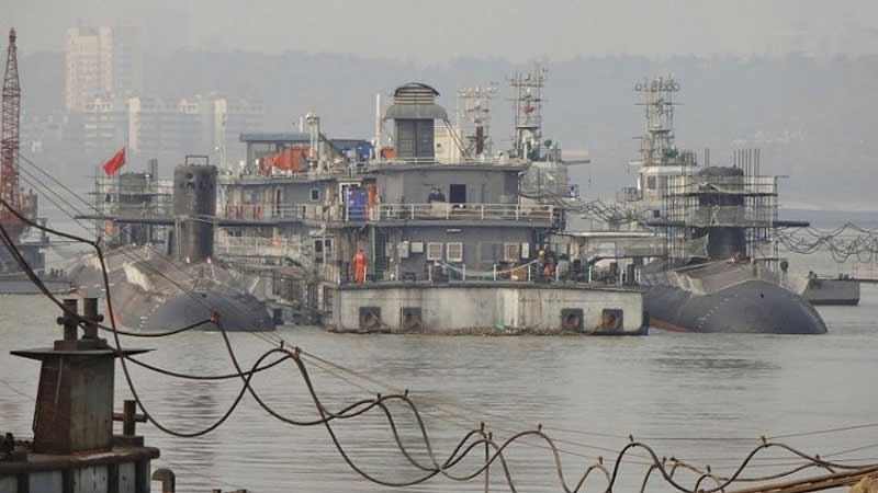 """3 новые: Китай возобновил строительство ДЭПЛ Type 039B (класс """"Юань"""")"""