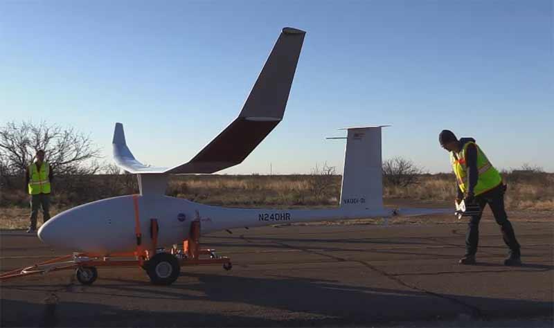 БПЛА VA001: 56 часов автономного полёта (из 120 запланированных)