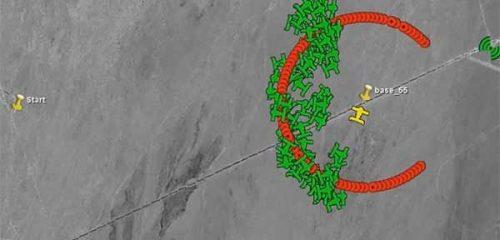 Пентагон сообщил об успешном испытании роя микро-БПЛА Perdix [видео]