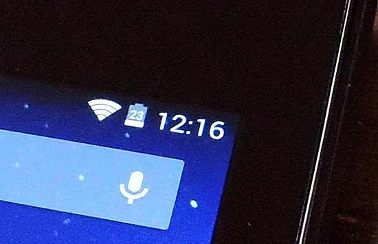 Как откалибровать аккум Android-планшета без root: LG-метода