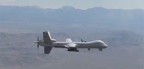 Минобороны Франции получило еще два MQ-9 Reaper [видео]