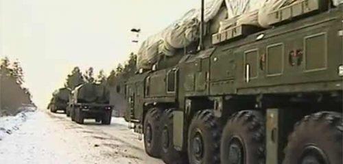 Учения РВСН: на маршруты вышли около 30 ПГРК «Тополь» и «Ярс»