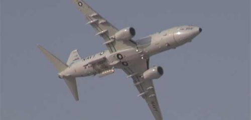 US Navy получили 50-й Boeing P-8A Poseidon [видео]