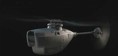 Микро-дроны PD-100 Black Hornet поступают в подразделения Бундесвера [видео]