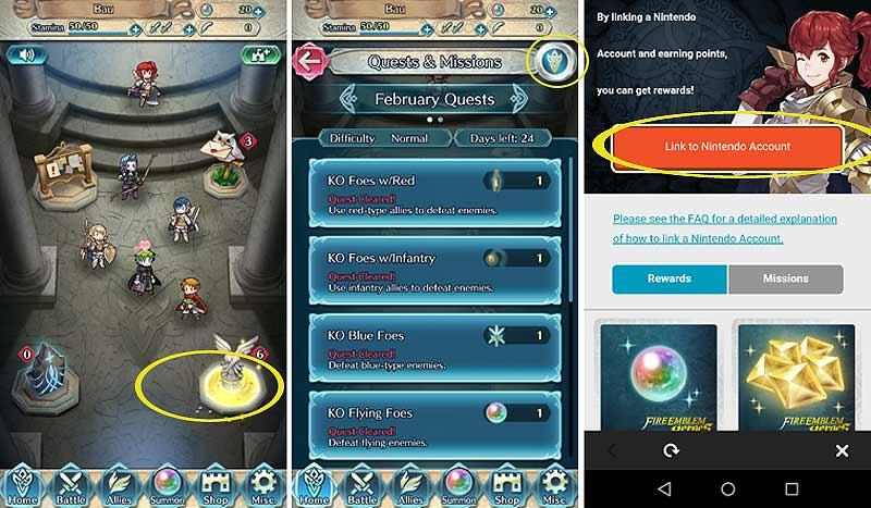 Fire Emblem Heroes: начинаем и выигрываем [мини-гайд] - #FIREEMBLEMHEROES