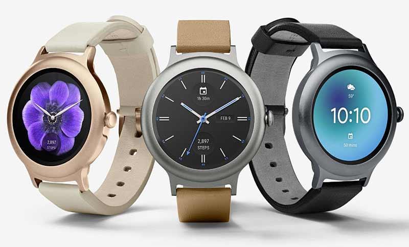 Новые LG Watch Sport и LG Watch Style с #AndroidWear2 - какая разница? [фото] - #LGWatchSport