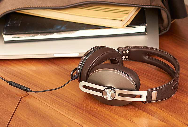 Лучшие VR наушники для HTC Vive - Sennheiser Momentum 2.0 - #HTCvive
