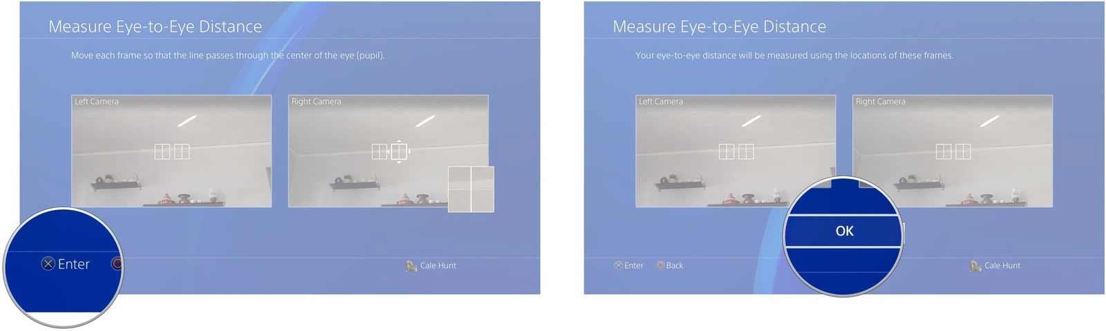 Межзрачковое расстояние в Playstation VR: как настроить точно и вручную - #PlayStationVR