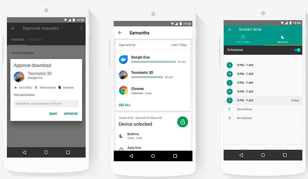 Сервис Family Link: Android-нянька или родительский контроль в интерпретации Google - #familylink