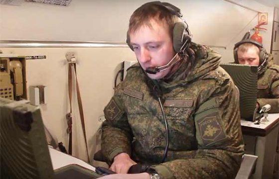 Атака «Искандер-М» на условный аэродром противника [видео]