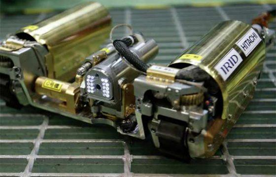 Робот PMORPH сумел обследовать первый блок АЭС «Фукусима» [видео]