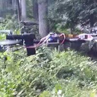 Летающий пистолет: бьет пока не очередями, но … [видео]