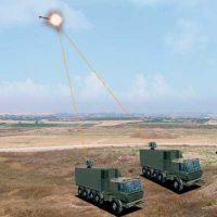 Iron Beam: израильтяне показали на ADEX 2015 боевой лазер [видео]