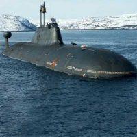 АПЛ «Гепард» после модернизации вернулась в состав Флота