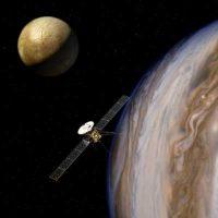 Airbus построит станцию JUICE для исследования лун Юпитера [видео]