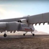 VTOL X-Plane: заказан первый прототип аппарата [видео]