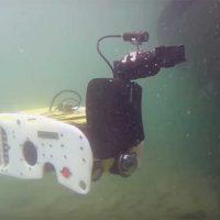 Sea Wasp: Saab разработала подводного робота-сапера для американских военных и ФБР [видео]