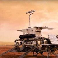 Марсоход Curiosity будет искать воду [видео]