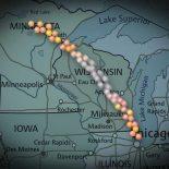 Элементарная частица, занимающая сразу 750 км?