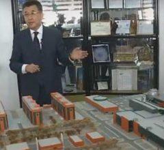 Комплекс по сборке космических аппаратов будет построен в Казахстане к  2018 году [видео]