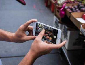 Немного о камере iPhone 6S