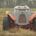 Роботизированный трактор «Агробот»: первые испытания [видео]
