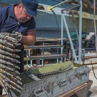 Авиационная пушка 9А1-4071К: тестовые стрельбы [видео]