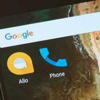 Google Allo: как установить, настроить и перенастроить [видео]