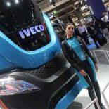 Концептуальный Z Truck представила Iveco в Ганновере [видео]