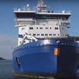 Polaris: первый в мире ледокол на СПГ-топливе передан в эксплуатацию [видео]