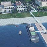 Китай приступил к строительству первой плавучей АЭС с реактором ACPR50S
