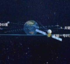 Китай успешно вывел на орбиту спутник связи Tianlian-1 [видео]