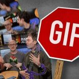 Как остановить gif анимацию в браузерах Chrome, Firefox, IE