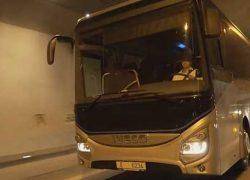 Новый туристический Evadys представила Iveco [видео]