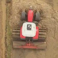 Новый трактор MF 6713 серии Massey Ferguson анонсирован в России [видео]