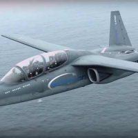 Первый полёт первого серийного штурмовика Scorpion [видео]