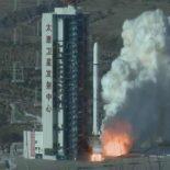 Китай произвел запуск двух спутников зондирования Земли GaoJing-1 [видео]
