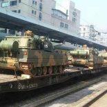 Новый лёгкий танк поступает в подразделения НОАК? [фото]